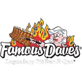 FAMOUS DAVE'S Multiple Locations